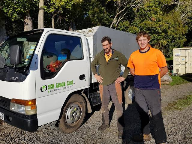 Mulch Waitakere and throughout Auckland. Call Zen Arbor Care